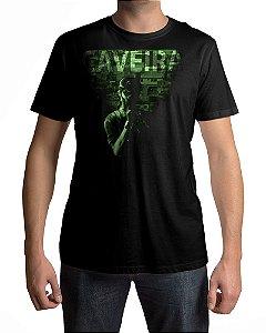 Camiseta R6 Rainbow Six Siege Caveira