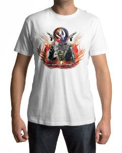 Camiseta CS:GO Counter Strike Dust2