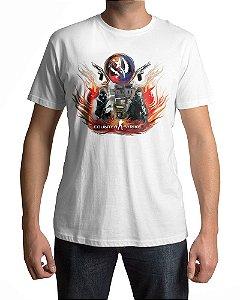 Camiseta CS:GO Counter Strike Dust2