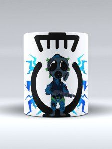 Caneca R6 Rainbow Six Siege Mini Thatcher