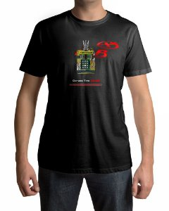 Camiseta CS:GO Counter Strike Bomb has been defused