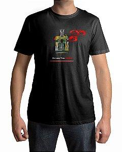 Camiseta CS:GO Counter Strike Bomb has been defused