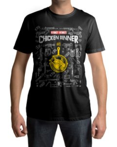 Camiseta PUBG Playerunknown's Battlegrounds Lot of the Winner