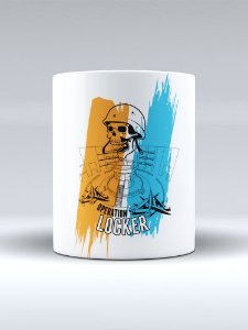 Caneca BF4 Battlefield 4 Operation Locker