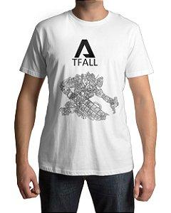 Camiseta  Titanfall