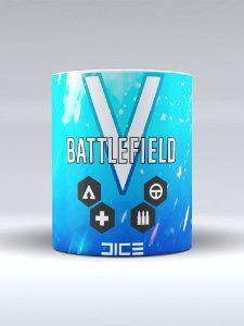 Caneca BFV Battlefield V Classes
