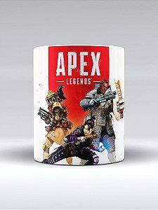 Caneca Apex Legends Capa