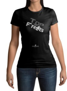 Camiseta CS:GO Counter Strike Top Frag