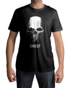 Camiseta Ghost Recon Wildlands Skull