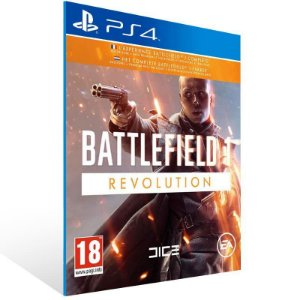 BATLLEFIELD 1- PS4 - MÍDIA DIGITAL