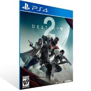 DESTINY 2- PS4 - MÍDIA DIGITAL