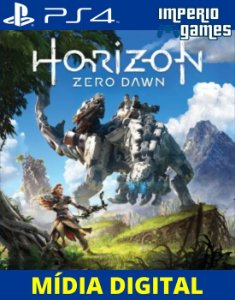 HORIZON ZERO DAWN- PS4 - MÍDIA DIGITAL