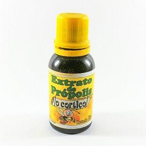 Extrato de Própolis Verde O Cortiço - 30ml