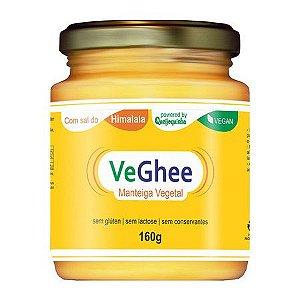 Manteiga Vegetal Vegana c/ Sal VeGhee - 160g