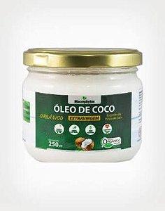 Óleo de Coco Extravirgem Orgânico Macrophytus - 250ml