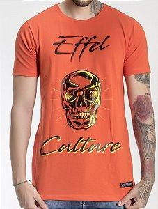 Camiseta Effel Skull Light