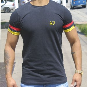 Camiseta Effel Mango Stripes