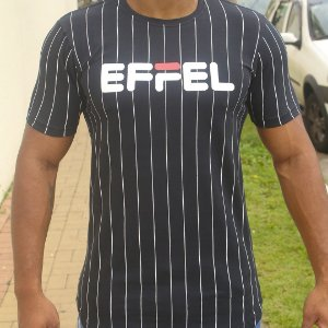 Camiseta Effel Euro Stripes
