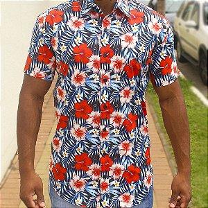 Camisa Effel Mc Floral Culture