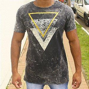 Camiseta Effel L Triangles