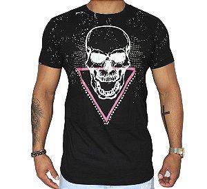 Camiseta Effel l. skull bright