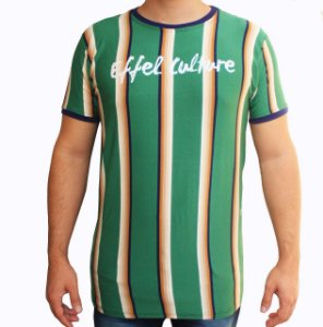 CAMISETA EFFEL SMALL STRIPES
