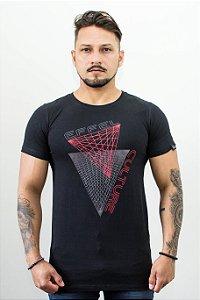 Camiseta Stroke Texture