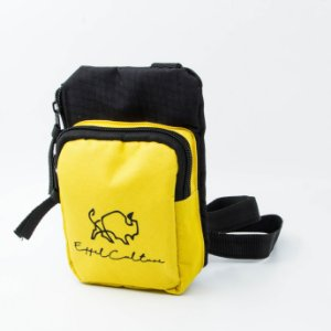 Shoulder Bag Effel Yellow