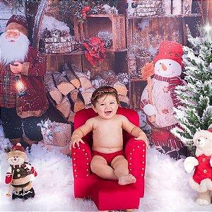 Poltrona Papai Noel
