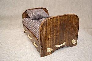Cama Coração com futon