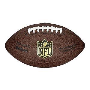 Bola Wilson NFL The Duke Tamanho Oficial - Réplica