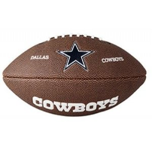 Bola Wilson NFL Team Dallas Cowboys Junior
