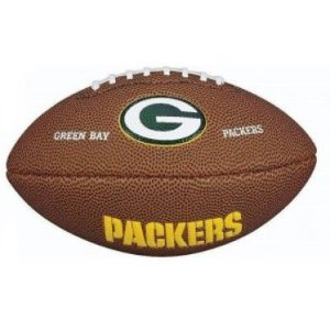 Bola Wilson NFL Team Green Bay Packers Junior