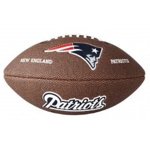 Bola Wilson NFL Team New England Patriots Junior