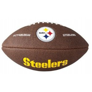 Bola Wilson NFL Team Pittsburgh Steelers Junior
