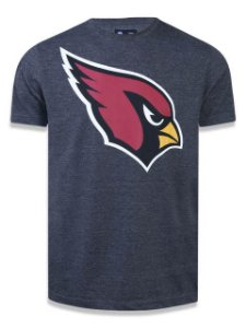 Camiseta NFL Arizona Cardinals New Era - Mescla Escura