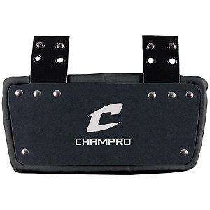 Back Plate Champro - 4 polegadas