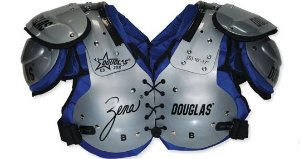 Shoulder Pad Douglas Feminino Skill Position - Adulto