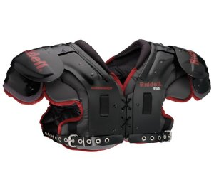 Shoulder Pad Riddell Rival - Adulto