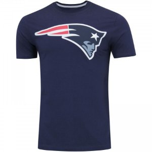 Camiseta NFL New England Patriots New Era - Azul