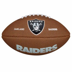 Bola Wilson NFL Team Oakland Raiders Junior