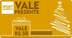 Vale Presente R$ 50