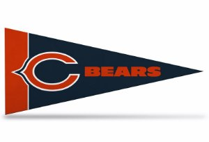 Flâmula NFL Chicago Bears
