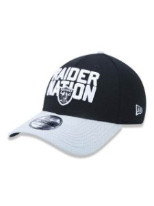 Boné 3930 - NFL - Oakland Raiders - New Era
