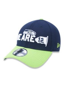 Boné 3930 - NFL - Seattle Seahawks - New Era