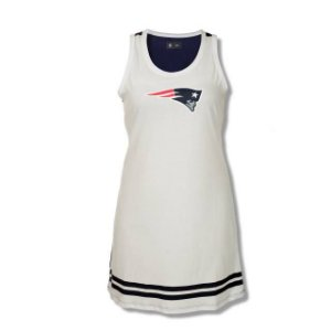 Vestido NFL New England Patriots New Era - Azul Marinho/Branco