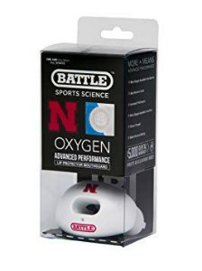 Protetor Bucal Oxygen Battle NCAA