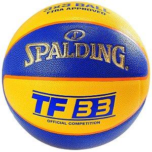 Bola de Basquete Spalding 3x3 Oficial FIBA N.6
