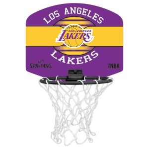 Mini Tabela NBA Los Angeles Lakers