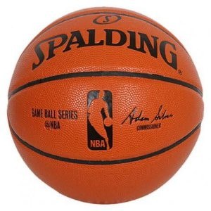 Bola de Basquete Spalding NBA Game Ball - Réplica